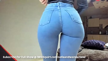 Most Perfect Bubble Booty You Will See Today