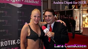 Andrea Diprè for HER Lara Cumten