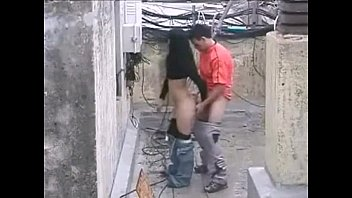 Amateur erotic fuck Brave man gets girl to fuck in the public /100dates