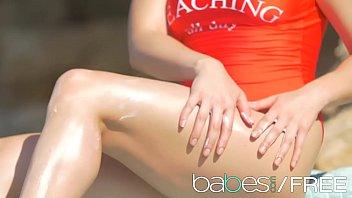 BAEWATCH AN XXX PARODY featuring (Ally Breelsen, Kristof Cale) 8 min
