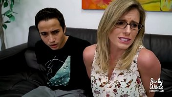 Mom son forced sex Step son fucks his step mom with his big dick - cory chase