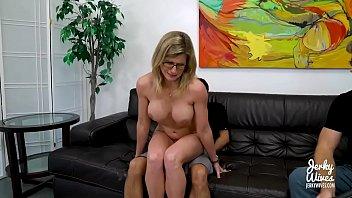Step Son fucks his Step Mom with his Big Dick - Cory Chase thumbnail