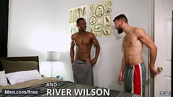 Wilson nc gay - Men.com - john anders, river wilson - get it in part 2 - drill my hole - trailer preview
