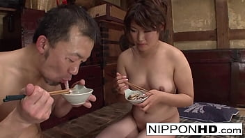 Japanese Teen Fucks Until She's Rewarded With A Creampie