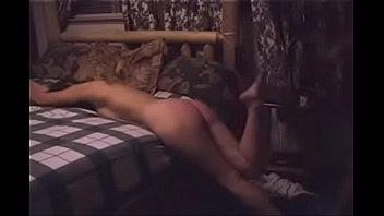 girl get spanked