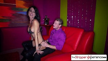 Woman fucks stripper in club - The stripper experience- jessica jaymes fucking a big hard dick, big boobs