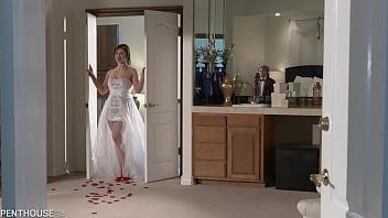 hot wedding night porno izle