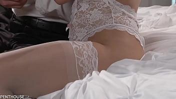 hot wedding night