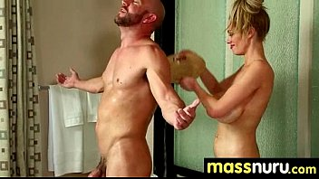 Incredible Slippery Nuru Sex Massage 4