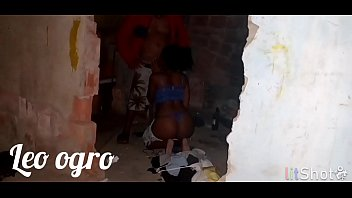 I didn't even come... Cracudos ruined my fuck with the new girl in the abandoned house (Myllena Rios)