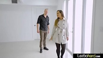 Hot Sex Action On Cam With Teen Horny Lesbo Girls (Kelsi Monroe & Khloe Kapri) movie-18