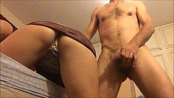 T&A 540 - Slutty Milf in Black Panty