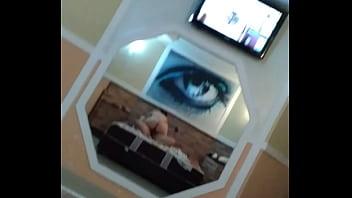 Novinha sentando gostoso no motel