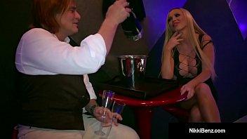 Penthouse Pet Nikki Benz &  Jessica Jaymes Get Some Cock! thumbnail