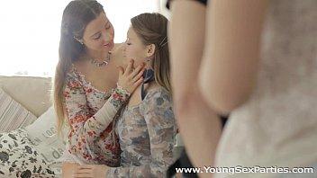 Young Sex Parties - Teens gangbang Aruna Aghora Adele Taissi