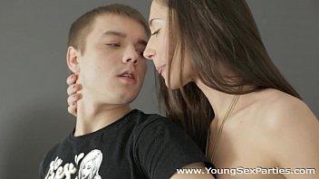 Young Sex Parties - Teens Gangbang Aruna Aghora Adele Taissia Shanti Teen-Porn