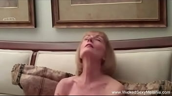 Cocksucking Is her Special mature Gift 15 min