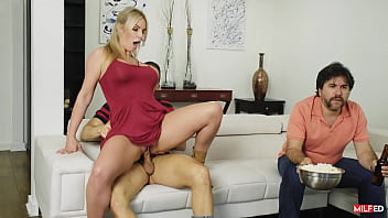 Rachael Cavalli My Show Is On Kitchen Stepmom Mom Milf