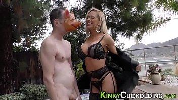 Kinky domina rides bbc