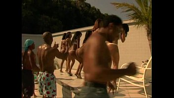 EVASIVE ANGLES Big Butt Brazilian Orgy 68 min