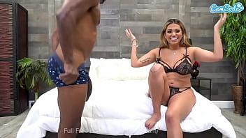 Camsoda Brickzi lla wel cums latina Nicole Rey tina Nicole Rey to his BBC