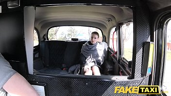 Fake Taxi Czech lady craves a hard cock 11 min