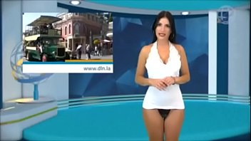 Nude televison news around the world Desnudando la noticia febrero