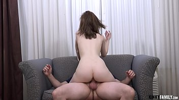 fucking stepbrother lily moon for a vlog: Kinky Family thumbnail