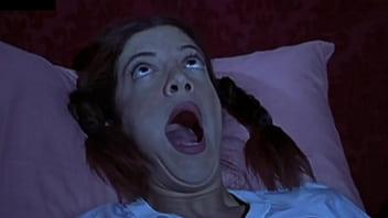 Gorgeous Tori Spelling (Paranormal Activity)