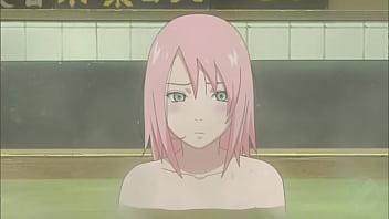 Naruto Girls Bath Scene [Nude Filter]