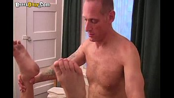 Blond Dad Bareback Anal Sexbearsonly 9 part4