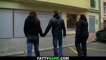He cheats with huge boobs bbw slut