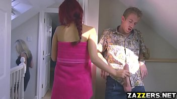 Aylin Diamond enjoys sucking Danny Ds big fat cock 7分钟
