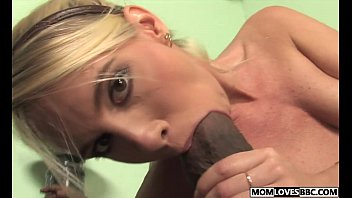 Mom Debbie Dial Takes A Bbc In Front Of Her Son