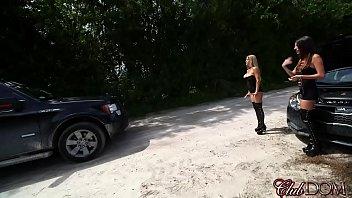 Roadside Assistance (Pt 1 Milking)/Alexis Fawx & Dava Foxx: Men are For Fucking thumbnail
