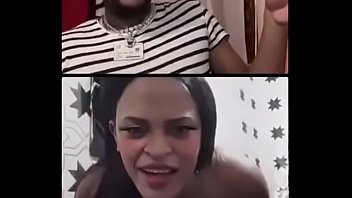 She has a big Dominican toto