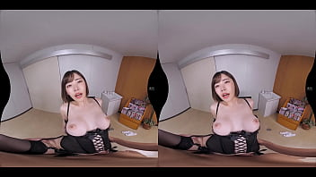 VR PORN: EXCELLENT ASIAN CLOSEUP HOT THRUST PEN BAMG