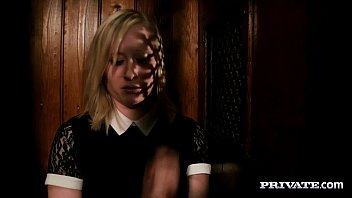 Satine Spark Is Cleansed By The Priest's Big Dick