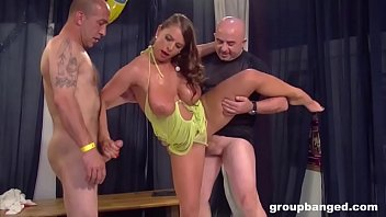 Sofia Vergara Look-Alike Gets Group Banged