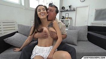 Grandpa Has A Teen Girlfriend