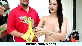 Money does talk - porn video 14