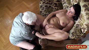 MAGMA FILM Busty Hot Teens teasing Grandpa tumblr xxx video