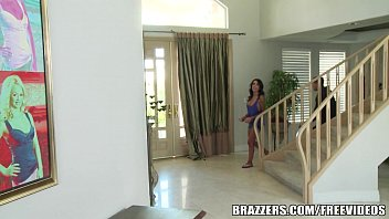 Brazzers - Alexa Aimes - Sneaking in the Back Door