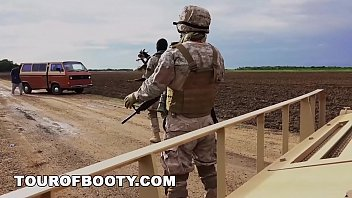 TOUR OF BOOTY - American Soldiers Use Goat As Payment For Arab Prostitute 10 min