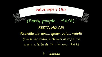 Cherries 8 gay party - Calornapele 199 - party people festa no ap - 6/8
