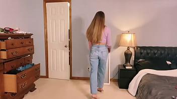 Sexy amateur strip tease - Trishbunny 8 min