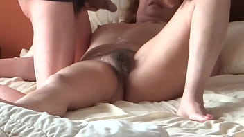 With My Mature Wife's Latin Sister, Blowjobs, Mutual Masturbation, Handjobs, Fucks, Orgasms, Cumshots, Cumshots