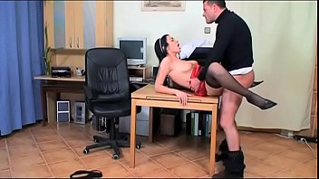 Real doctors sex Bad doctor bangs his secretary in the medical office