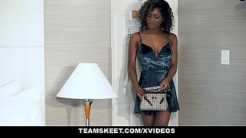 TeenyBlack - Hot Ebony Teen Lola Chanel Gets Railed in Doggy