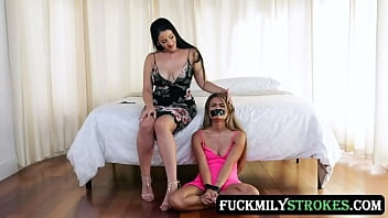 When Johnny The K welcomes his new stepmom Miss Raquel and new stepsister Destiny Cruz they get along pretty well.